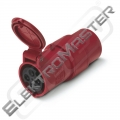 Adaptér SCAME 5P/4P IP44   610.3746