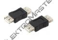 AK216 USB adapter - redukce  mini USB samice - micro USB samec