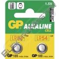 Bat. GP 1,5V  ALKALINE 11,6x3,1 189