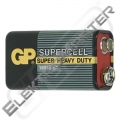 Bat. GP 9V              SUPERCELL    9VS
