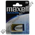 Baterie Maxell 6LR61 9V 1ks .