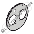 Čelo 2x16A/400V (2x230V/16A) Roller 330