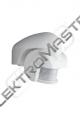 Čidlo PIR140 1200W pohybové bílé