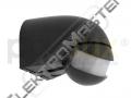 Čidlo SL-2300/C 180° černé  IP44 PANLUX
