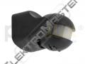 Čidlo SL-2400/C 180° černé  IP44 PANLUX