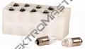 Dioda A22-LED-W LED BA9s bílá