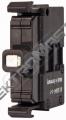 Dioda TITAN M22-LED-W bílá 18-30 V AC/DC