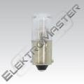Doutnavka Ba9s 230V 0,35W 9x25 PVC