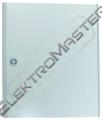 Dveře BP-DS-600/7 plechové se zámkem