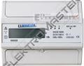 Elektroměr 9905D-WERTOR-10/100A 3f LCD