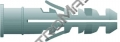 Hmoždinka 6x30mm PND 630  (100ks)