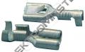 Kolík PKS 2,5-F 608-V plochý
