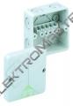 Krabice ABOX 025  802-407 rozboč.šedá