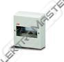 Kryt LUCA 12406  6TE IP40 na jističe 6m