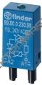 Modul FINDER 99.80.9.220.99 110-220V DC