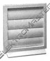 Mřížka PER 100 W zpětná k ventilátoru