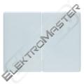 Ovladač BERKER 14350069 dvojitý polární