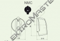 Ovladač NMC/5 šipka malá černá