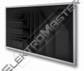 Panel ECOSUN 600 G černý 600W skleněný