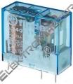 Relé FINDER 40.31  24V AC miniaturní