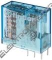 Relé FINDER 40.52   24V DC miniaturní