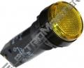 Signálka HIS-95 230 st žlutá    pr.22,5