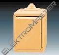 Spínač PRAKTIK 3553-80929 D