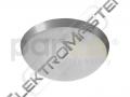 Sví. GALIA 1x75W IP44 stříbrná