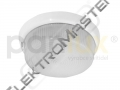Sví. GENTLEMAN 60W E27 sensor IP44 bílé