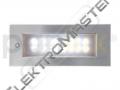 Sví. LED INDEX 16LED  1,1W st.bílá IP54