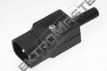 Vidlice PX 686 kabelová přístrojová zásu