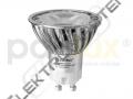 Žár.LED 3,6W 230V GU10 3x1W s.b.PANLUX