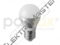 Žár.LED 3W 230V E27 ilum.matná s.b. PANL